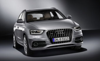 nouvelle audi q3 photos