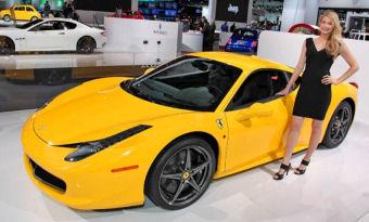 Salon auto paris 2014 dates horaires d 39 ouverture for Salon de l auto paris